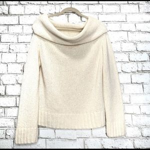 Anthropologie Cowl Neck Sweater NWT